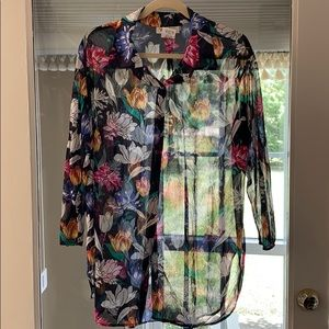 Talbots Swimsuit Coverup